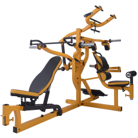 Atlas wielofunkcyjny na wolne obciążenia Powertec WB-MS16-YY Powertec - 1 | klubfitness.pl | sprzęt sportowy sport equipment