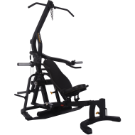 Atlas wielofunkcyjny Powertec WB-LS16-BB Levergym   izolowane ramiona Powertec - 1   klubfitness.pl