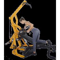 Atlas wielofunkcyjny Powertec WB-LS16-YY Levergym | izolowane ramiona,producent: Powertec, zdjecie photo: 4 | online shop klubfi