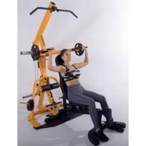 Atlas wielofunkcyjny Powertec WB-LS16-YY Levergym | izolowane ramiona,producent: Powertec, zdjecie photo: 6 | online shop klubfi