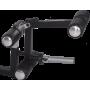 Przystawka prostowanie uginanie nóg Powertec WB-LLA16 | Leg Lift Accessory Powertec - 1 | klubfitness.pl | sprzęt sportowy sport