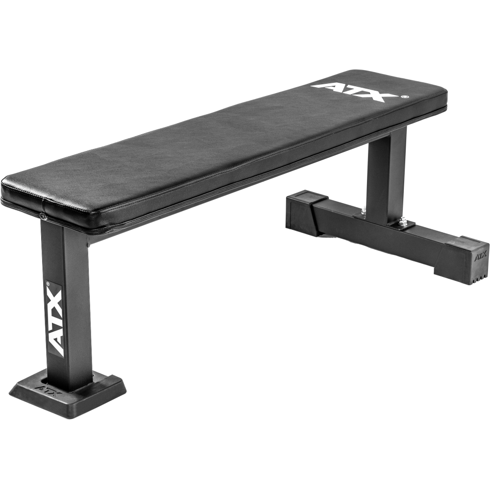 Ławka treningowa pozioma ATX® FBX-610 | Flat Bench Pro ATX® - 1 | klubfitness.pl