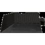 Podłoga gumowa Gymfloor® GF-PM-B20-C | 100x85mm | narożnik ze skosem Gym-Floor - 1 | klubfitness.pl | sprzęt sportowy sport equi