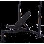 Ławka treningowa pod sztangę Powertec WB-OBS18 Streamline | olimpijska Powertec - 1 | klubfitness.pl | sprzęt sportowy sport equ