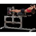 Stanowisko mięśnie grzbietu SGH500 Body-Solid Glute Ham Trainer BodySolid - 1 | klubfitness.pl