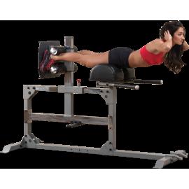Stanowisko mięśnie grzbietu SGH500 Body-Solid Glute Ham Trainer Body-Solid - 1 | klubfitness.pl