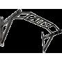 Drążek do podciągania ATX® PUX-730 Gladiator | na ścianę ATX® - 1 | klubfitness.pl