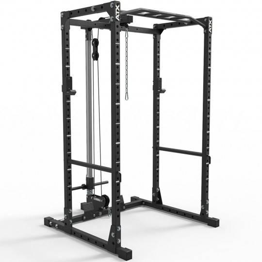 Klatka treningowa z wyciągiem ATX® PRX-510-LTO Power Rack | wysokość 198cm ATX® - 1 | klubfitness.pl