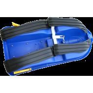 Skuter śnieżny z kierownicą dla dzieci Snow Boat niebieski NONAME - 6 | klubfitness.pl | sprzęt sportowy sport equipment
