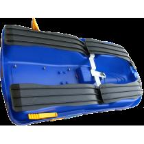 Skuter śnieżny z kierownicą dla dzieci Snow Boat niebieski NONAME - 7 | klubfitness.pl | sprzęt sportowy sport equipment