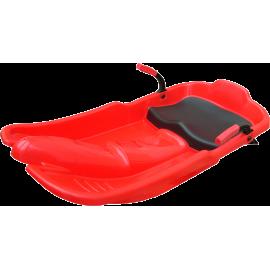 Sanki ślizgowe dla dzieci Super Jet czerwone | 86x43x17cm NONAME - 1 | klubfitness.pl