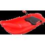 Sanki ślizgowe dla dzieci Super Jet czerwone | 86x43x17cm,producent: NONAME, zdjecie photo: 1 | klubfitness.pl | sprzęt sportowy