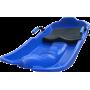 Sanki ślizgowe dla dzieci Super Jet niebieskie | 86x43x17cm NONAME - 1 | klubfitness.pl
