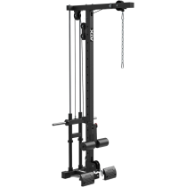 Wyciąg linowy ATX® LTO-750-PL na wolne obciążenia | opcja Power Rack Half Rack ATX® - 1 | klubfitness.pl