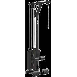 Wyciąg ze stosem 115kg ATX® LTO-650-SW | opcja Power Rack Half Rack ATX - 1 | klubfitness.pl | sprzęt sportowy sport equipment
