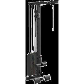 Wyciąg ze stosem 125kg ATX® LTO-750-SW | opcja Power Rack Half Rack ATX® - 1 | klubfitness.pl
