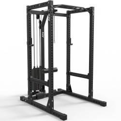 Klatka Power Rack z wyciągiem ATX® PRX-720-LTO-650-SW | stos 115kg ATX® - 1 | klubfitness.pl