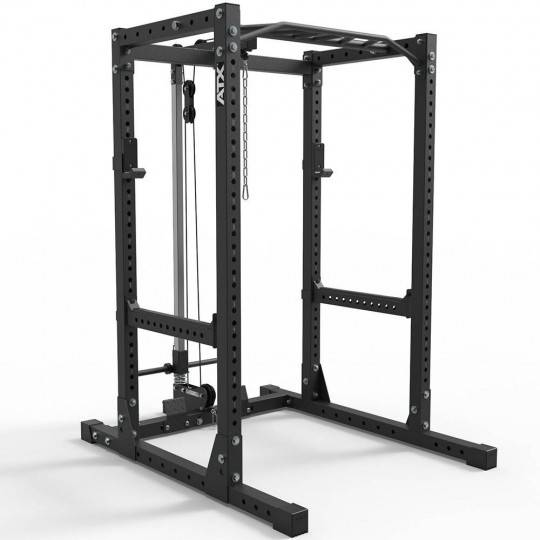 Klatka treningowa z wyciągiem ATX® PRX-710-LTO-510 Power Rack | wysokość 198cm ATX® - 1 | klubfitness.pl