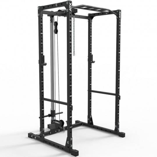 Klatka treningowa z wyciągiem ATX® PRX-520-LTO Power Rack | wysokość 218cm ATX® - 1 | klubfitness.pl