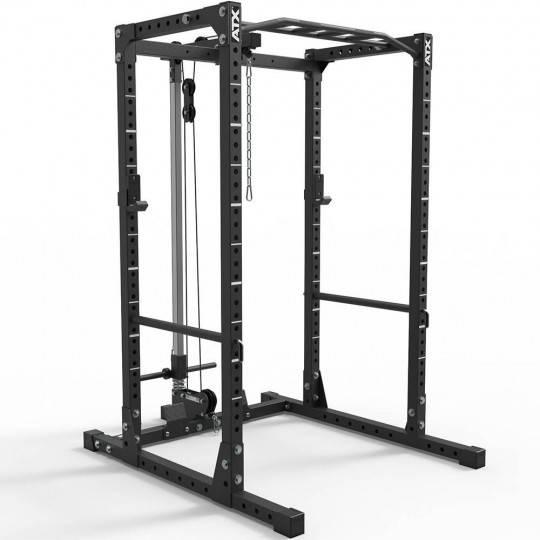 Klatka treningowa ATX® PRX-610-LTO Power Rack | wyciąg linowy wysokość 198cm ATX® - 1 | klubfitness.pl