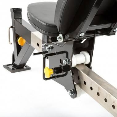 Ławka treningowa izolowane ramiona ATX® LMP-650 | wolne obciążenia ATX® - 18 | klubfitness.pl