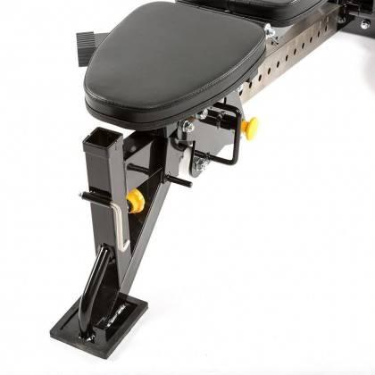 Ławka treningowa izolowane ramiona ATX® LMP-650 | wolne obciążenia ATX® - 20 | klubfitness.pl