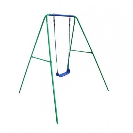Huśtawka ogrodowa dla dzieci SPARTAN jednostanowiskowa,producent: SPARTAN SPORT, photo: 1