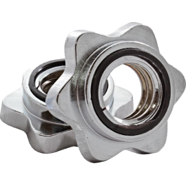 Zacisk chromowany gwiazdowy 27 mm STAYER SPORT na gryf o średnicy 27 mm,producent: Stayer Sport, zdjecie photo: 1 | online shop