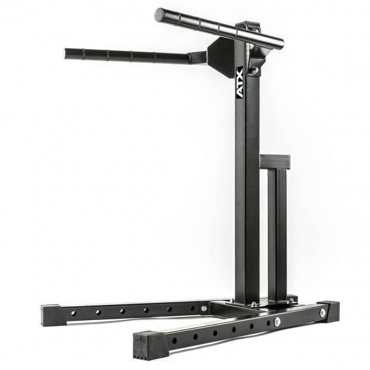 Poręcze stacjonarne dip ATX® DBS-740 | wolnostojące ATX - 1 | klubfitness.pl | sprzęt sportowy sport equipment
