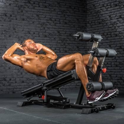 Ławka wielofunkcyjna ATX® TTR-740 Torso Trainer,producent: ATX, zdjecie photo: 5   klubfitness.pl   sprzęt sportowy sport equipm