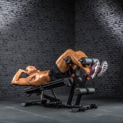Ławka wielofunkcyjna ATX® TTR-740 Torso Trainer,producent: ATX, zdjecie photo: 7   klubfitness.pl   sprzęt sportowy sport equipm