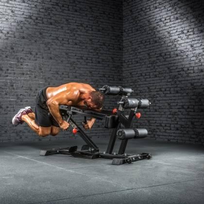 Ławka wielofunkcyjna ATX® TTR-740 Torso Trainer,producent: ATX, zdjecie photo: 15   klubfitness.pl   sprzęt sportowy sport equip