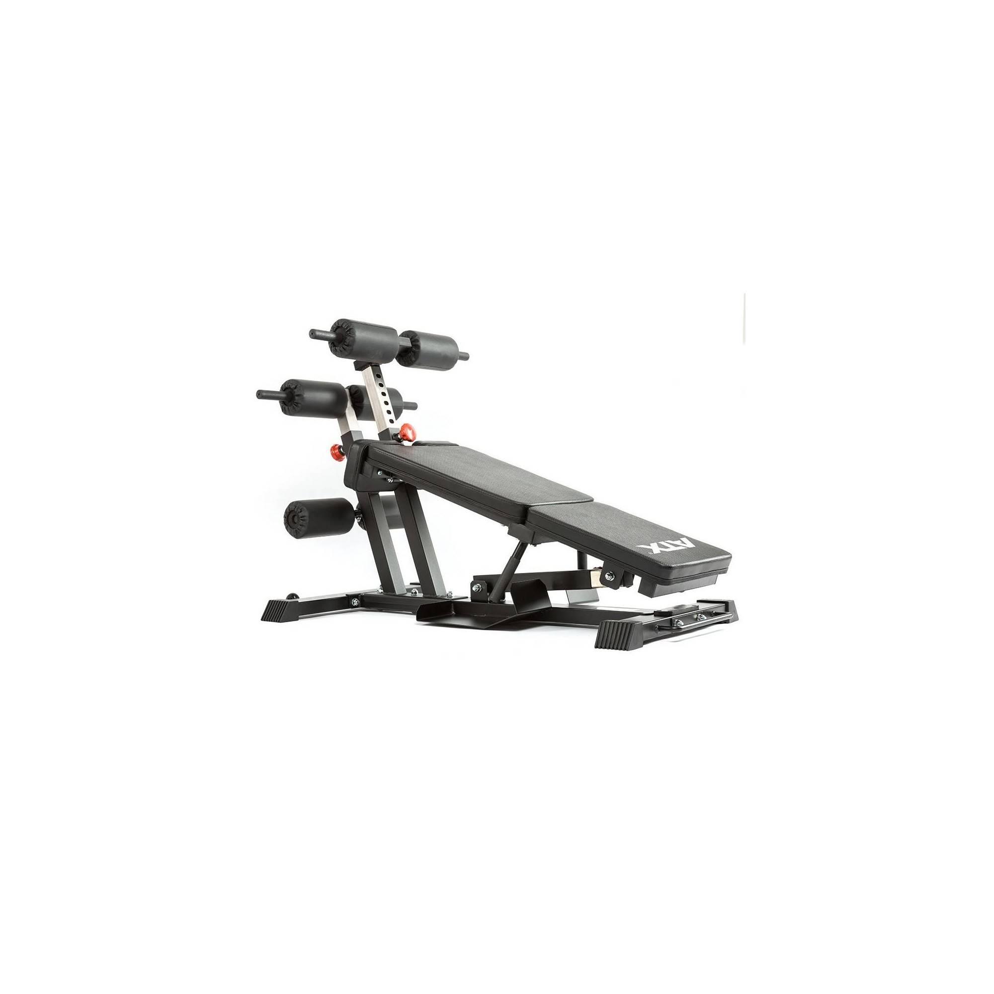 Ławka wielofunkcyjna ATX® TTR-740 Torso Trainer,producent: ATX, zdjecie photo: 1   klubfitness.pl   sprzęt sportowy sport equipm