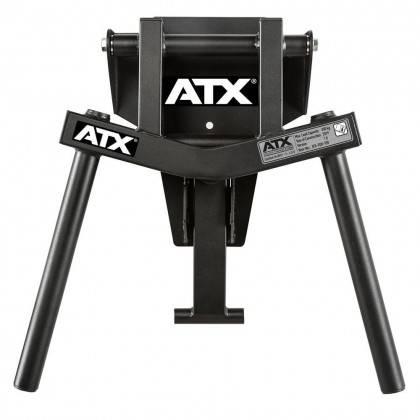 Poręcze dipping składane ATX® FDB-720   na ścianę,producent: ATX, zdjecie photo: 3   klubfitness.pl   sprzęt sportowy sport equi