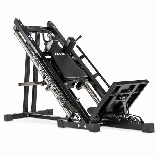Suwnica wypychanie przysiady ATX® BPR-780 | Leg Press & Hack Squat ATX - 1 | klubfitness.pl | sprzęt sportowy sport equipment
