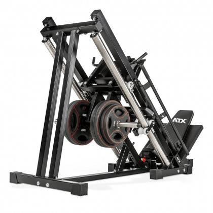 Suwnica wypychanie przysiady ATX® BPR-780   Leg Press & Hack Squat,producent: ATX, zdjecie photo: 7   klubfitness.pl   sprzęt sp
