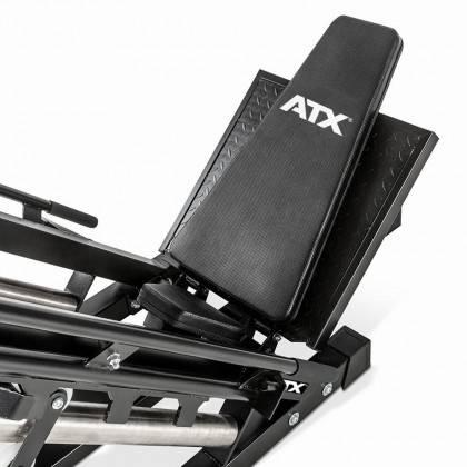 Suwnica wypychanie przysiady ATX® BPR-780   Leg Press & Hack Squat,producent: ATX, zdjecie photo: 8   klubfitness.pl   sprzęt sp