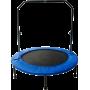 Trampolina sportowa z uchwytem Spartan Sport | średnica 96cm | niebieska SPARTAN SPORT - 2 | klubfitness.pl