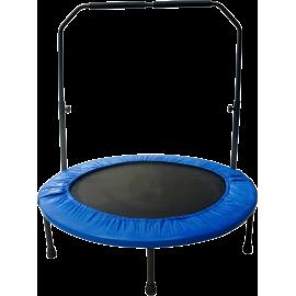 Trampolina sportowa z uchwytem Spartan Sport | średnica 122cm | niebieska,producent: SPARTAN SPORT, zdjecie photo: 1 | klubfitne