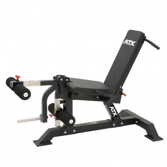 Stanowisko na mięśnie nóg ATX® BCO-770 Leg Combo Chair   prostowanie - uginanie ATX® - 1   klubfitness.pl
