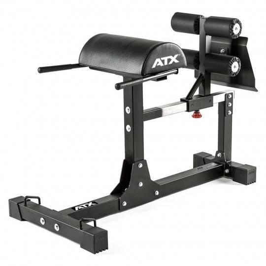 Stanowisko na mięśnie grzbietu ATX® GHD-610 Glute Ham Developer - Cross ATX® - 1 | klubfitness.pl