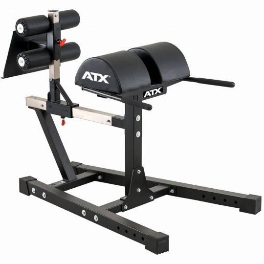 Stanowisko na mięśnie grzbietu ATX® GHD-720 Glute Ham Trainer Pro ATX® - 1 | klubfitness.pl