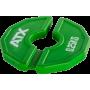 Obciążenia gumowane flex ATX® AD-RFCP   waga: 0,25kg ÷ 1,0kg ATX® - 1   klubfitness.pl