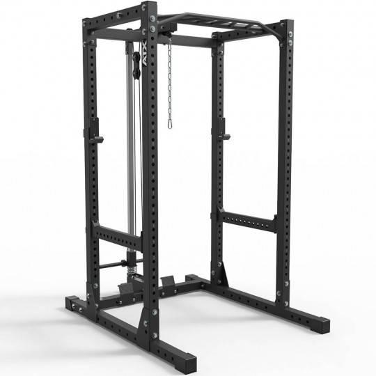 Klatka treningowa z wyciągiem ATX® PRX-720-LTO-520 Power Rack | wysokość 218cm ATX® - 1 | klubfitness.pl
