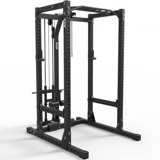 Klatka treningowa z wyciągiem ATX® PRX-720-LTO-650-PL Power Rack | wysokość 215cm ATX® - 1 | klubfitness.pl