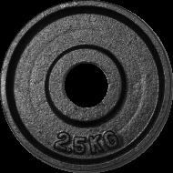 Zestaw obciążeń olimpijskich Stayer Sport BO55 | waga 52,5kg Stayer Sport - 3 | klubfitness.pl | sprzęt sportowy sport equipment