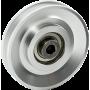Aluminiowy krążek linowy na łożysku Z-AR-90 | bloczek ∅90mm,producent: IRONSPORTS, zdjecie photo: 1 | klubfitness.pl | sprzęt sp