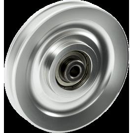 Aluminiowy krążek linowy na łożysku Z-AR-115 | bloczek ∅115mm IRONSPORTS - 2 | klubfitness.pl