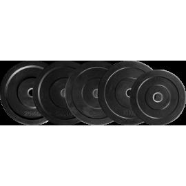 Obciążenie gumowane olimpijskie Stayer Sport BRB Bumper | waga: 5,0kg ÷ 25kg Stayer Sport - 7 | klubfitness.pl