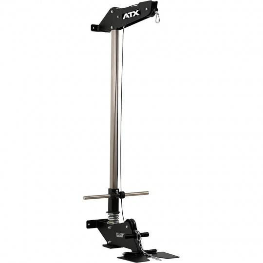 Wyciąg na wolne obciążenia ATX® WZS-520 | montaż na ścianie ATX® - 1 | klubfitness.pl